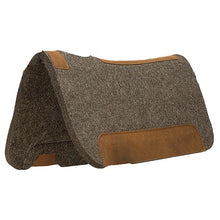 Load image into Gallery viewer, Pony Contoured 100% Wool Felt Saddle Pad