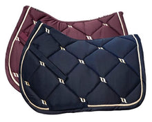 Load image into Gallery viewer, Back On Track Nights Collection Saddle Pad