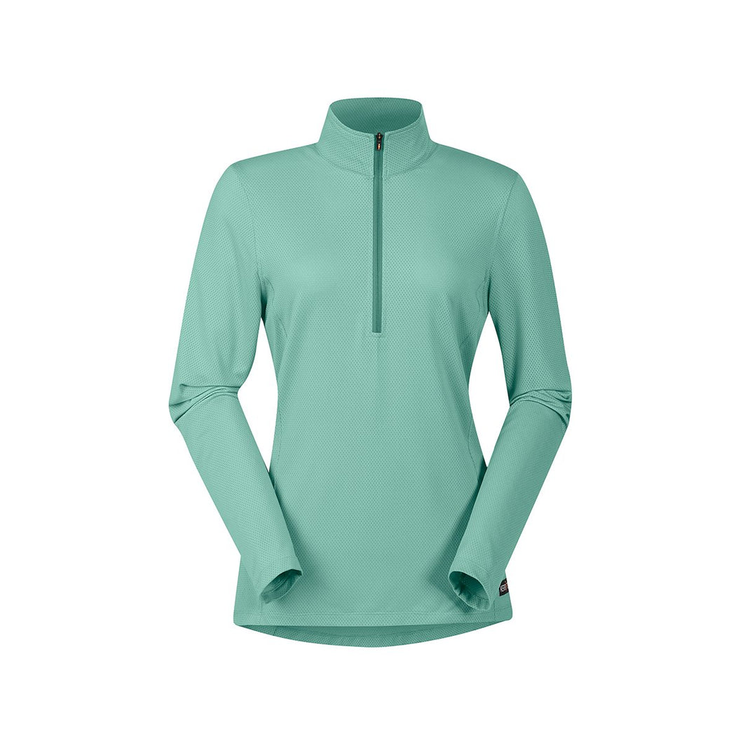 Kerrits Ice Fil® Lite Long Sleeve Riding Shirt - Solid