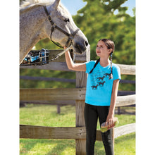 Load image into Gallery viewer, Kerrits Kids Horse Sketch Tee - Summer Collection