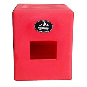 High Country Plastics 2-Step Mounting Block