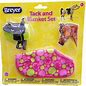 Load image into Gallery viewer, Breyer Tack and Blanket Set