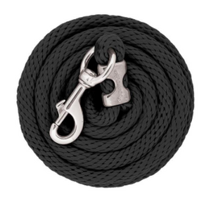 Weaver Poly Lead Rope with Chrome Brass Snap - 10 ft.
