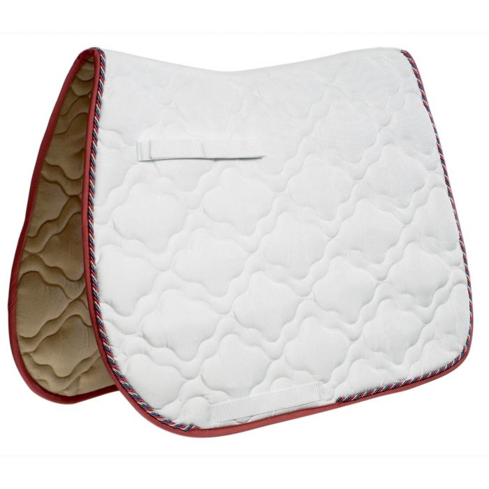 Roma Ecole Cloud Quilt Close Contact Saddle Pad