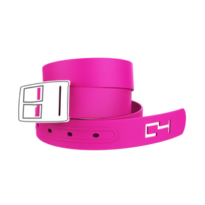 C4 Classic Hot Pink Belt with Standard Buckle