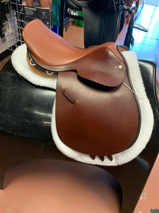 "Ainsley 15"" Darby English Saddle"