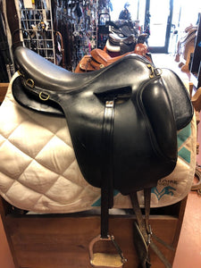 Ortho-Flex Dressage Saddle