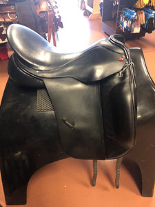 "Albion SL Dressage Saddle 18.5"" Seat"