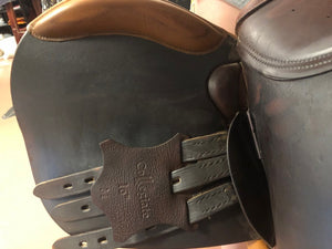 Collegiate Jump Saddle