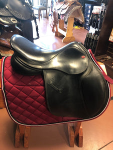 Jeffries Elite Close Contact Saddle