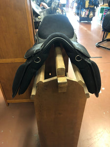 "Thorowgood Griffin All Purpose Saddle 16"" Seat W Tree"