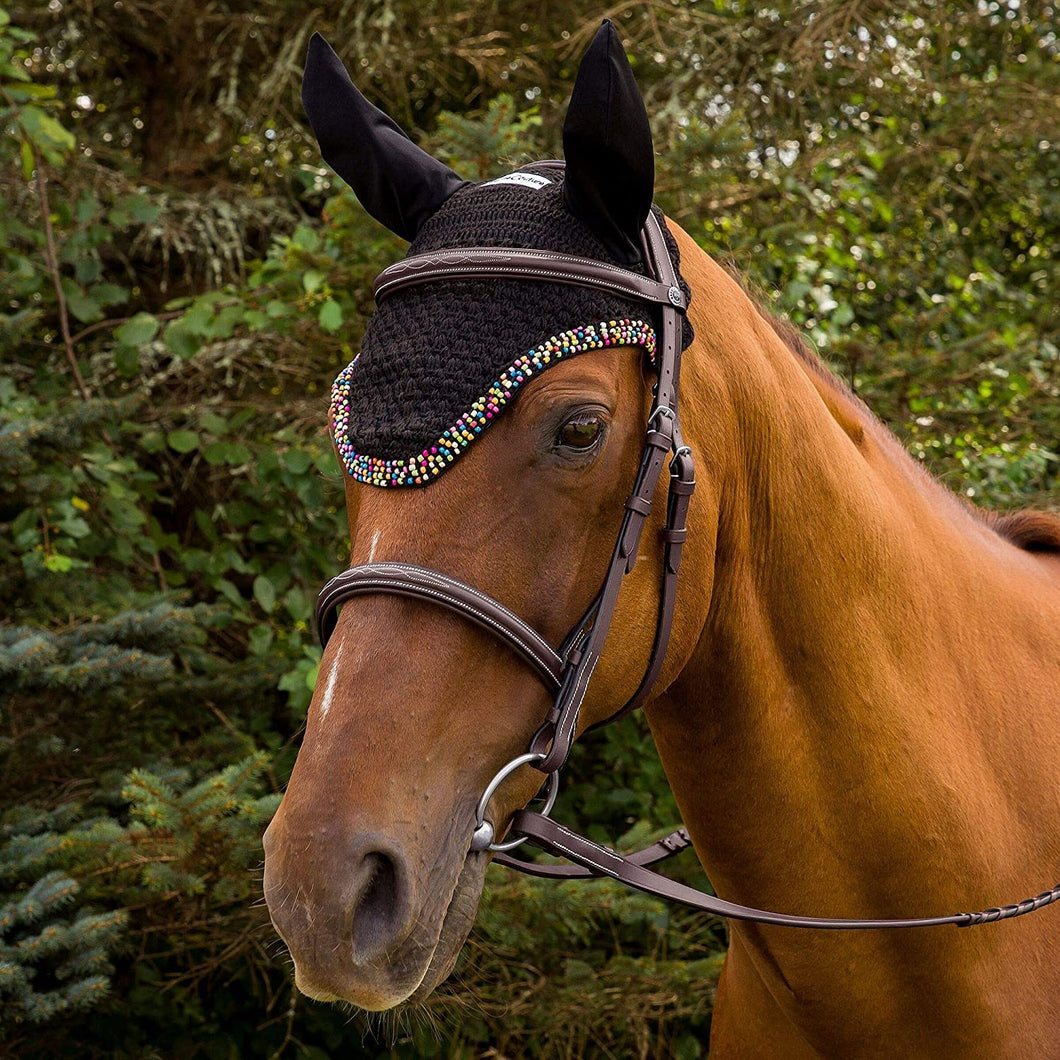 Equine Couture Beaded Bonnet