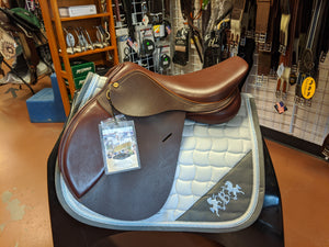 "17"" HDR Advantage CC saddle"