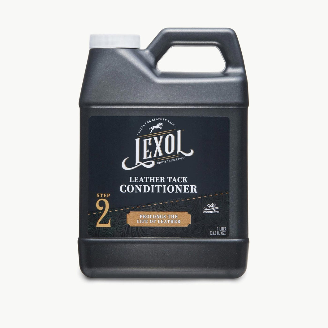 Lexol Leather Tack Conditioner Step 2