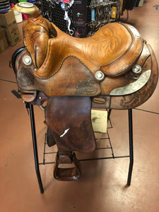 "15"" Conway All Around Ranch Saddle"