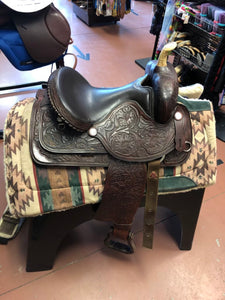 "14"" Big Horn All Around/Barrel Saddle"