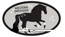 Load image into Gallery viewer, Euro Stickers Western Dressage