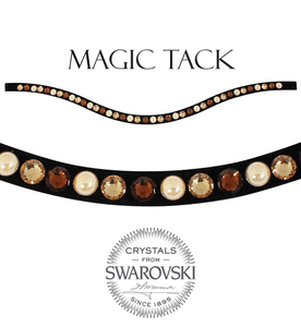 Stubben MagicTack Swing Browband