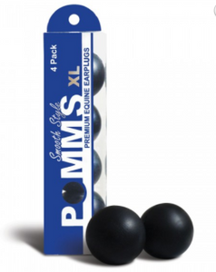 Pomms® Premium Smooth Equine Earplugs