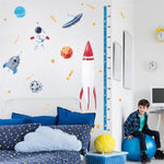 Load image into Gallery viewer, OMNIDEM Young Astronaut Watercolour Wall Stickers