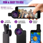 Load image into Gallery viewer, THEIA Ultra | Clip-On Phone Lens