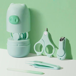 OMNIDEN Green Orlo Baby Nail Care Kit