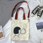 Load image into Gallery viewer, OMNIDEN BUBBLEGUM COCO Tote Bag