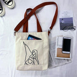 Load image into Gallery viewer, OMNIDEN GIRL POWER COCO Tote Bag
