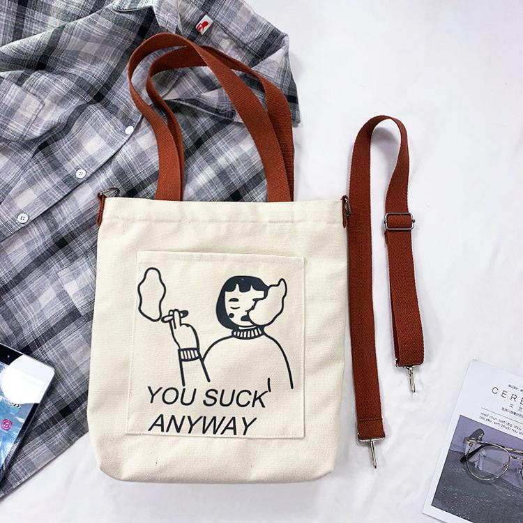 OMNIDEN YOU SUCK ANYWAY COCO Tote Bag