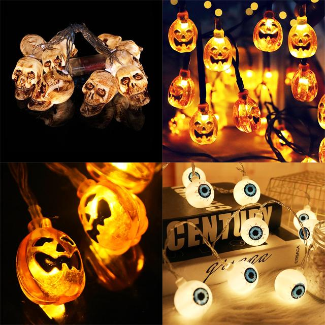 Halloween Scary Light Decorations