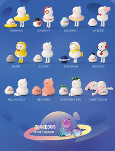 OMNIDEN Bobo & Coco Collectible Series