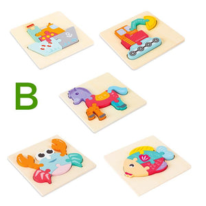 OMNIDEN DOBO Educational Puzzle Boards