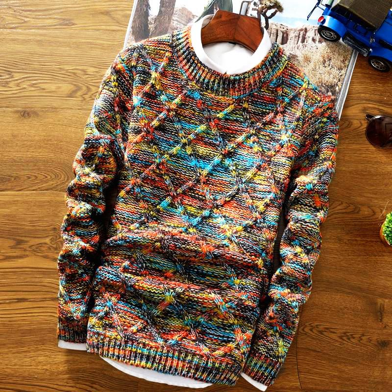 OMNIDEN Coloured / XS Jorvik Knitted Sweater
