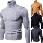 Load image into Gallery viewer, OMNIDEN Gray / S Milano Turtleneck Jumper