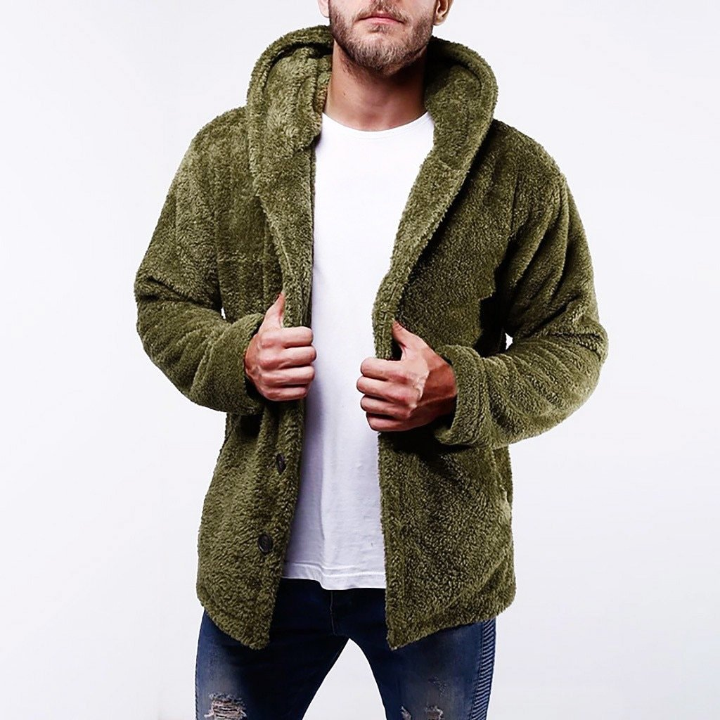 OMNIDEN Army Green / S Nuuk Hooded Jacket