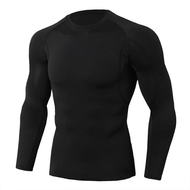 OMNIDEN Black / XXXL LMNT QuickDry Long Sleeve Top