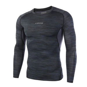 OMNIDEN Grey / XXL LMNT QuickDry Long Sleeve Top