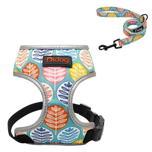 OMNIDEN Flower Power / S DIDOG Breathable Pet Harness