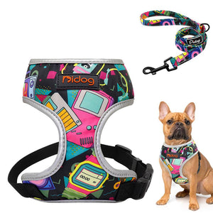 OMNIDEN Retro / S DIDOG Breathable Pet Harness