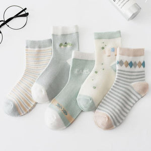 OMNIDEN Car / 4-6 years Never-Boring Kids Sock