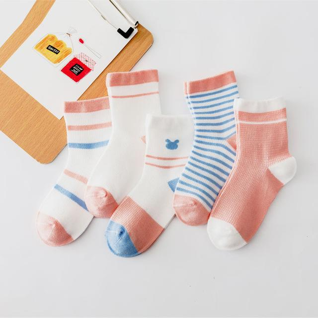 OMNIDEN Peach / 4-6 years Never-Boring Kids Sock