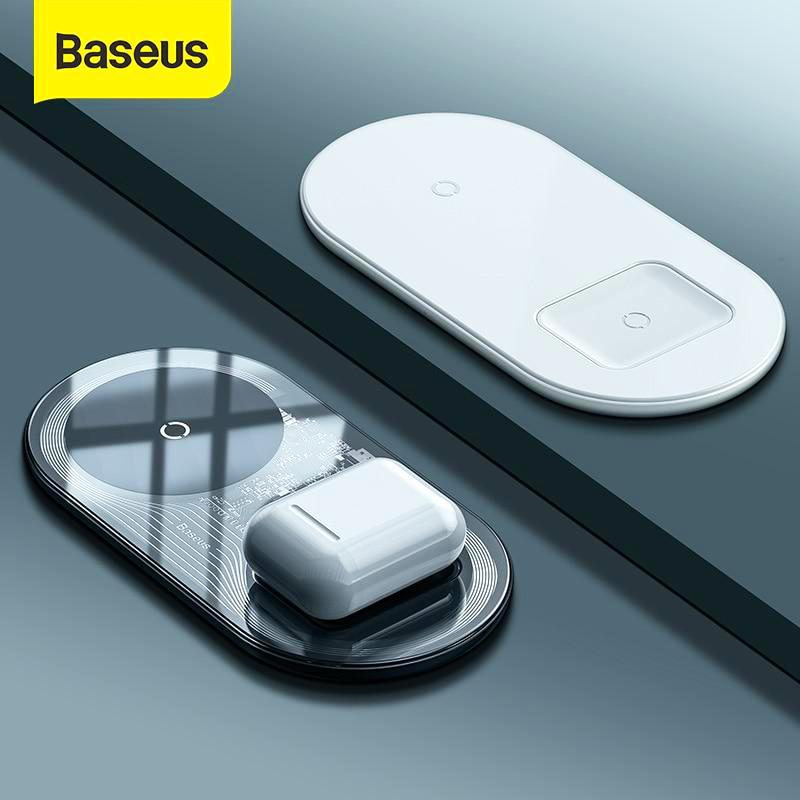 OMNIDEN Baseus 2-in-1 Wireless Charger