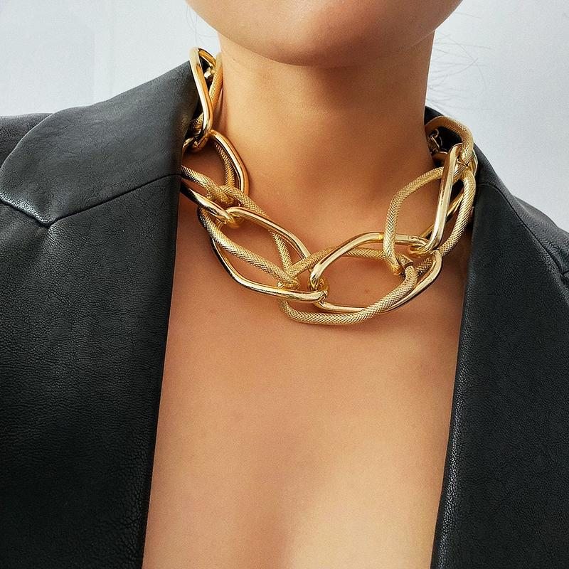 OMNIDEN Gold Mure Necklace