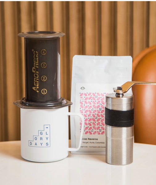 Take Home Coffee Kit