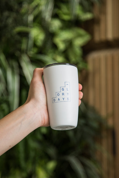 Glory Days x MiiR Reusable Coffee Cup