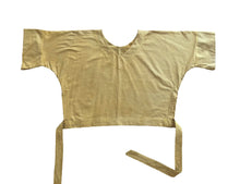 "Load image into Gallery viewer, Carmen blouse with natural dyes ""María Ospina"""
