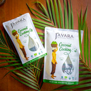Javara - Coconut Cooking Oil Pouch (Aroma Free, 1800 mL)