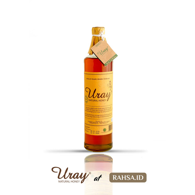 Madu Uray - Raw Honey 875 gr (640 mL)