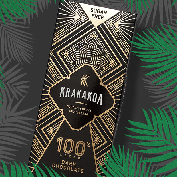 Arenga Classic: 100% Dark Chocolate
