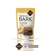 Krakakoa - Chocolate Bark, Dark Milk Chocolate with Baguette
